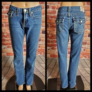 True Religion Becky Bootcut Jeans Size 29